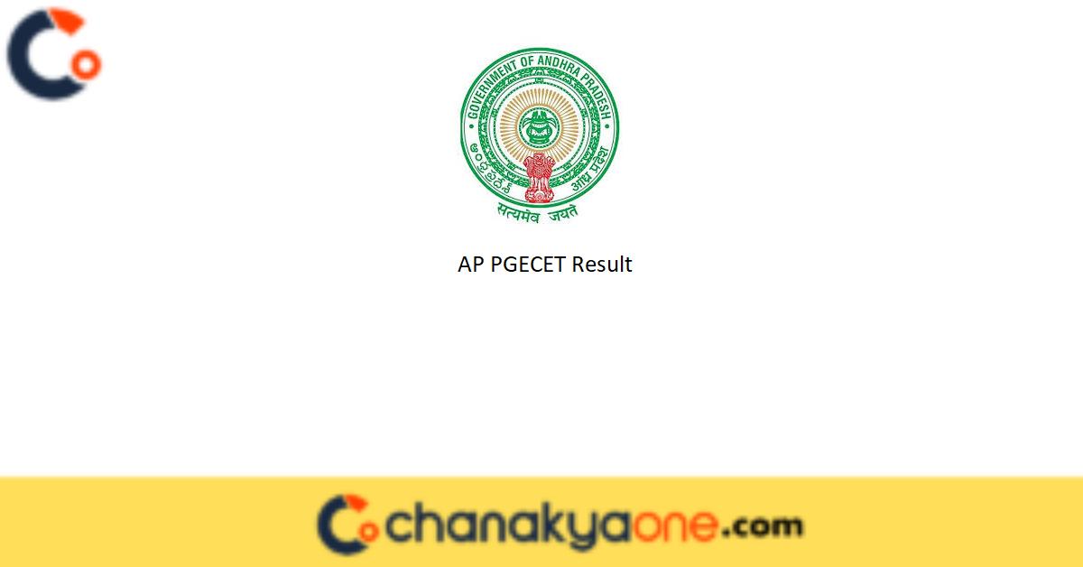 AP PGECET Result